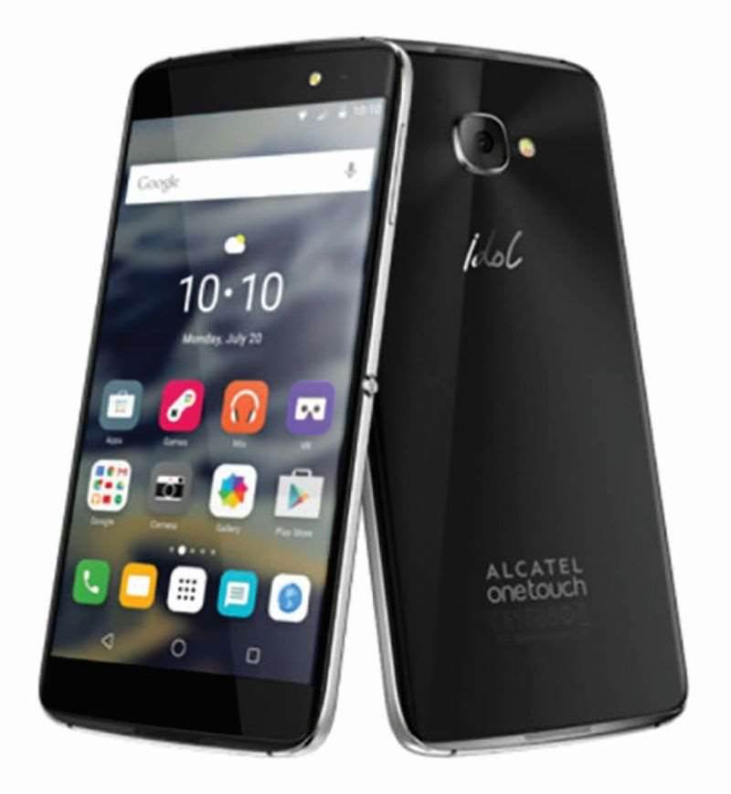 One Minute Review: Alcatel Idol 4S goes virtual