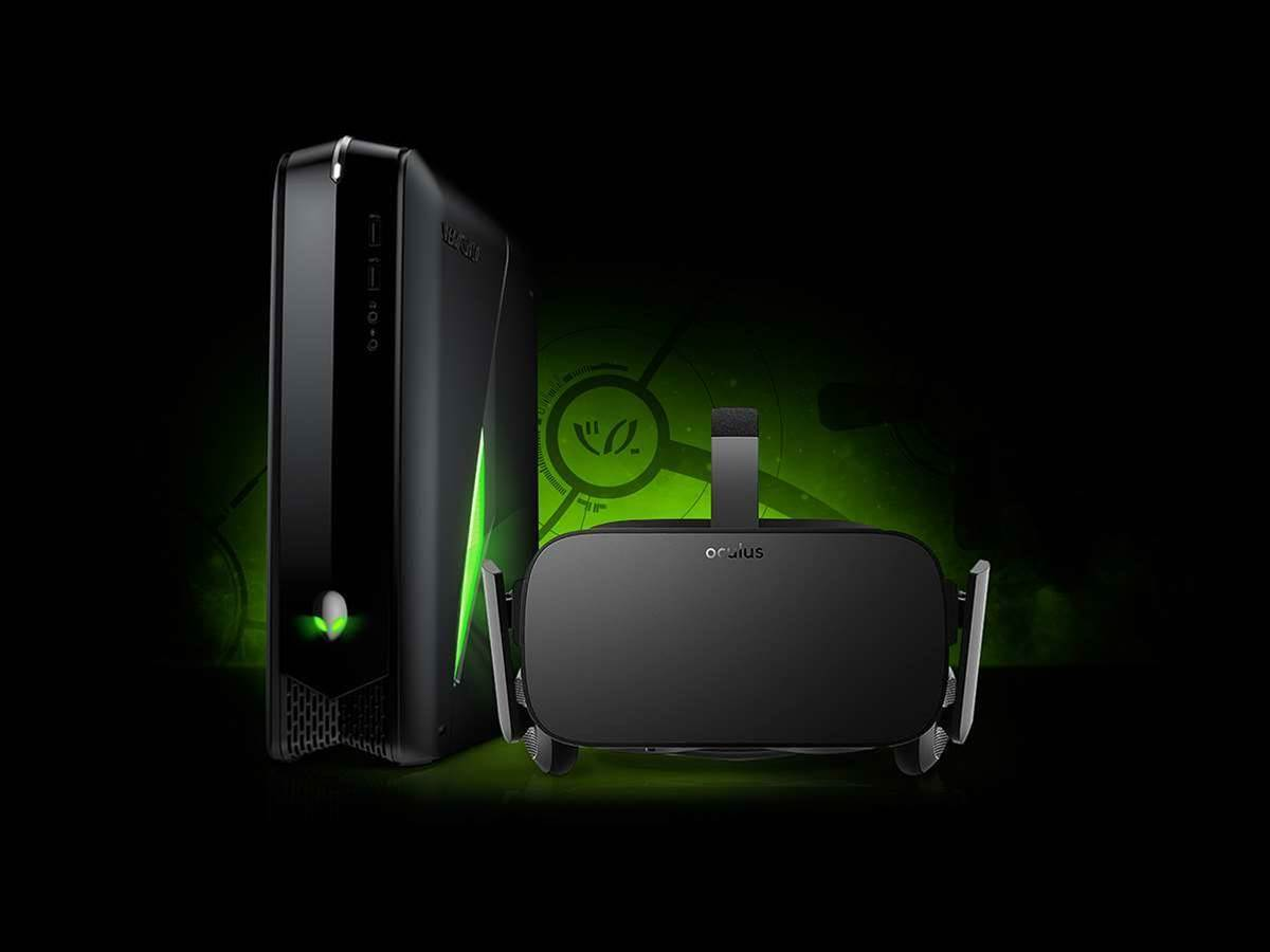 Dell's Oculus Rift-packaged PC could beat the Rift to retail