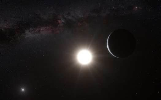 Can Anyone Pay To Name An Exoplanet? It's Complicated