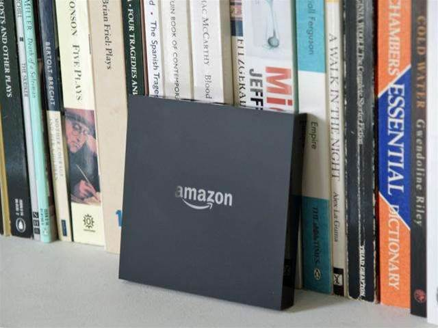 Amazon Fire TV gets game streaming service