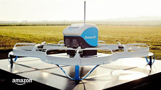 Amazon makes first US drone delivery, but regulators still limit flights