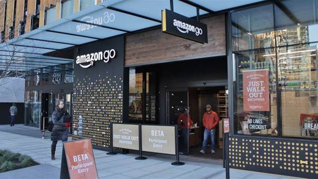 Amazon files sinister patent for its physical stores