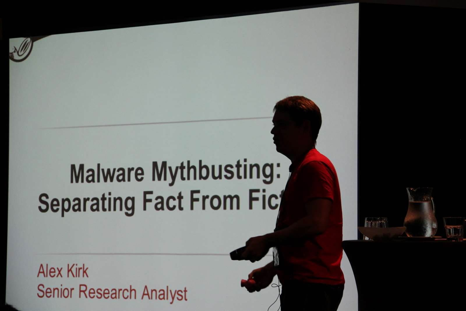 Malware myth-busting: Proliferation, perpetrators, and porn