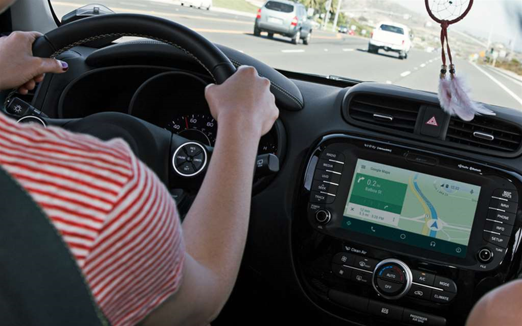 Google to build Android directly into cars