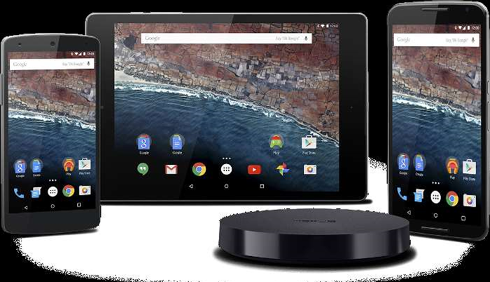 Google guns for IoT market with slimline Android