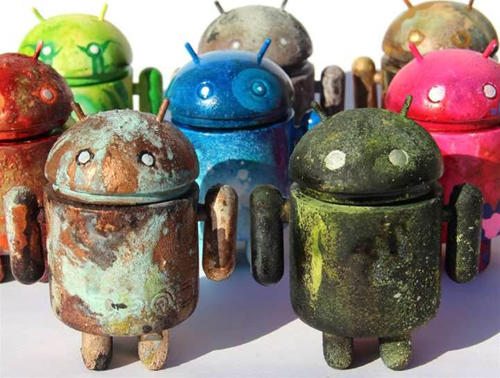 Android VXers earn big bucks on trader site