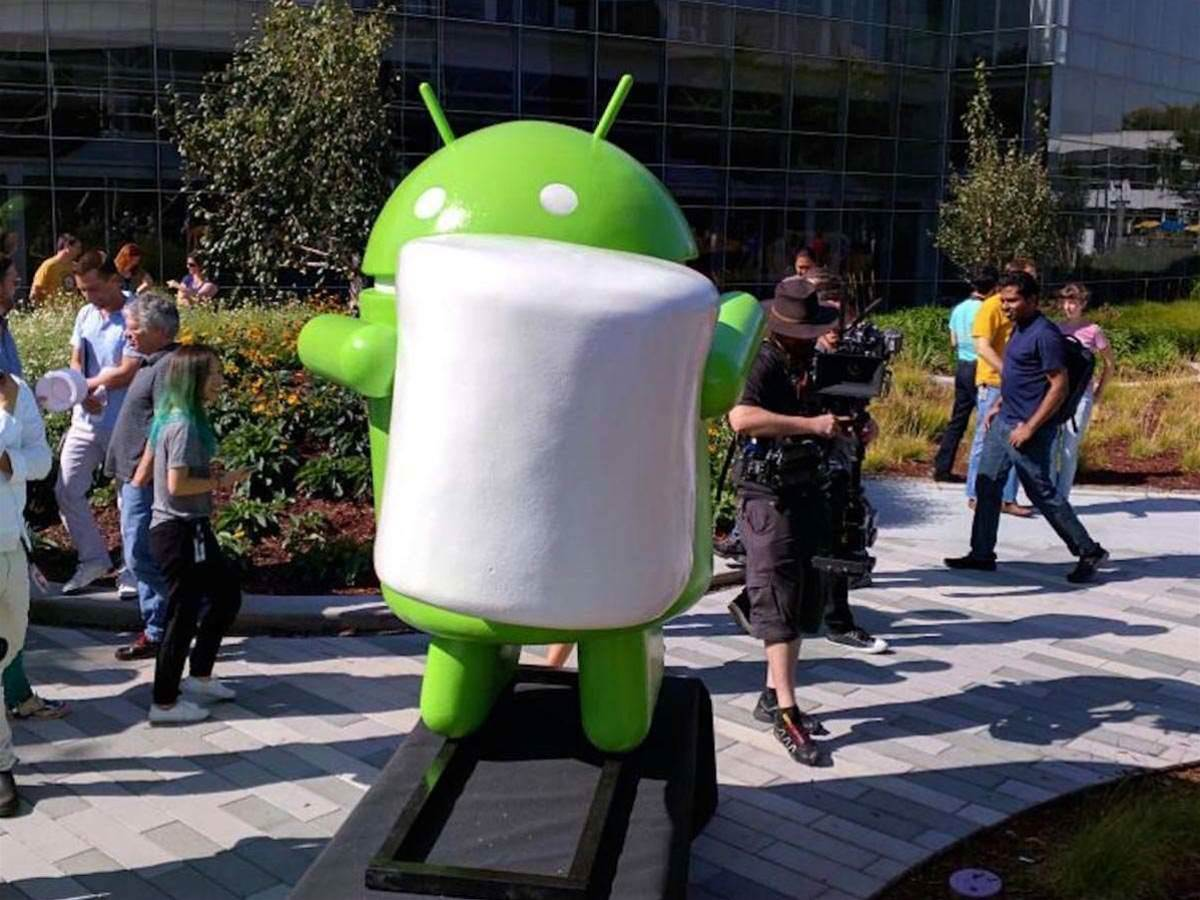 Android 6.0 has a name: Android Marshmallow