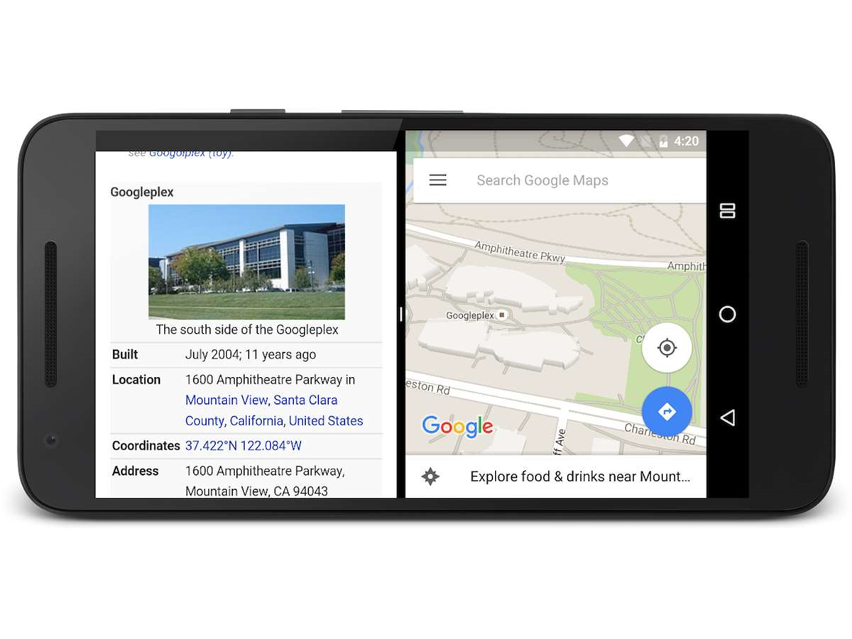 Android N developer preview launches