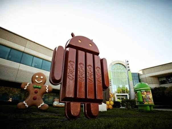 Next Android will be shown at Google I/O this week