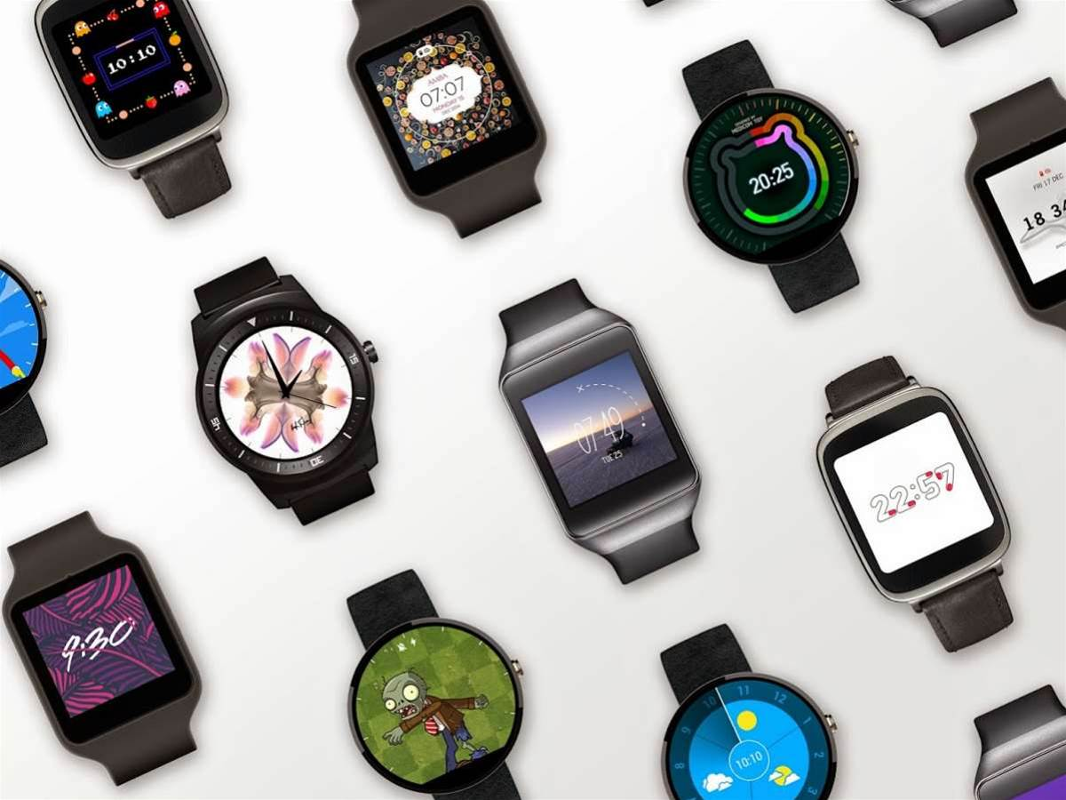 Android Wear update brings loads of new faces