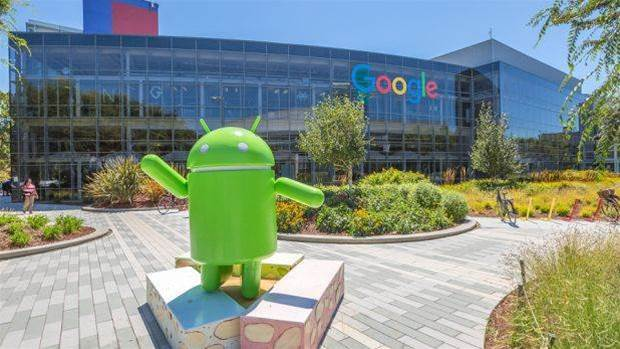 Android overtakes Windows as world's most popular operating system