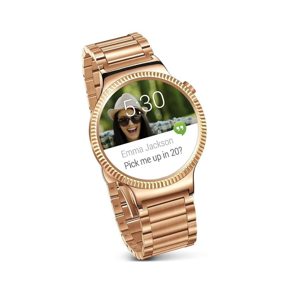 Huawei Watch Pre-Order Suggests Android Wear Coming To iOS
