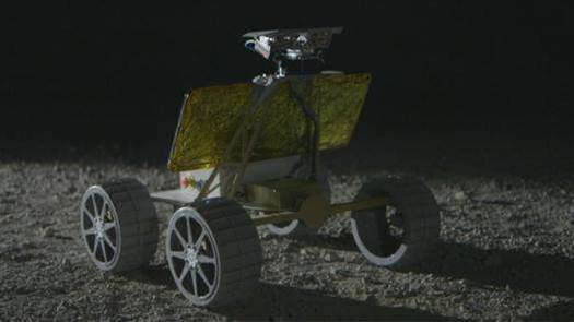 Moon Robot Will Broadcast In Virtual-Reality Video