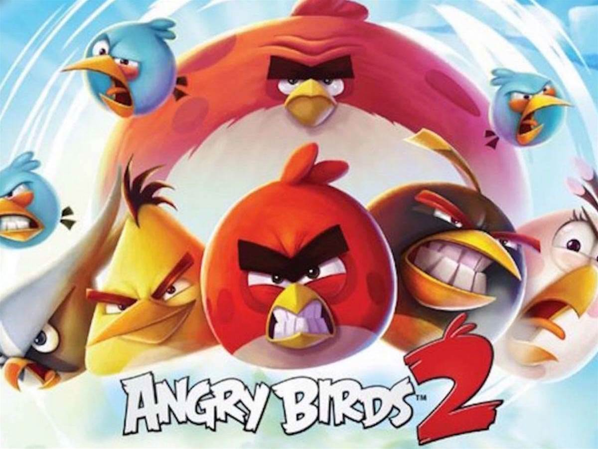 Angry Birds 2 is finally happening