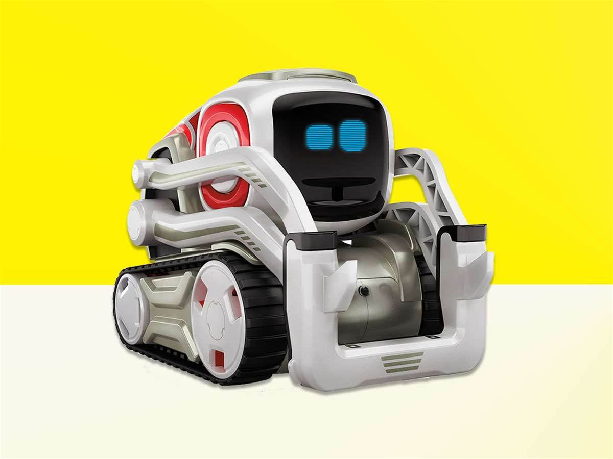Anki's Cozmo is the coolest AI robot toy we've seen all year
