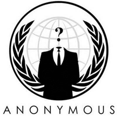 Anonymous attacks Israeli government sites