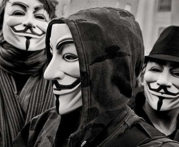 Anonymous targets Ireland over SOPA plans