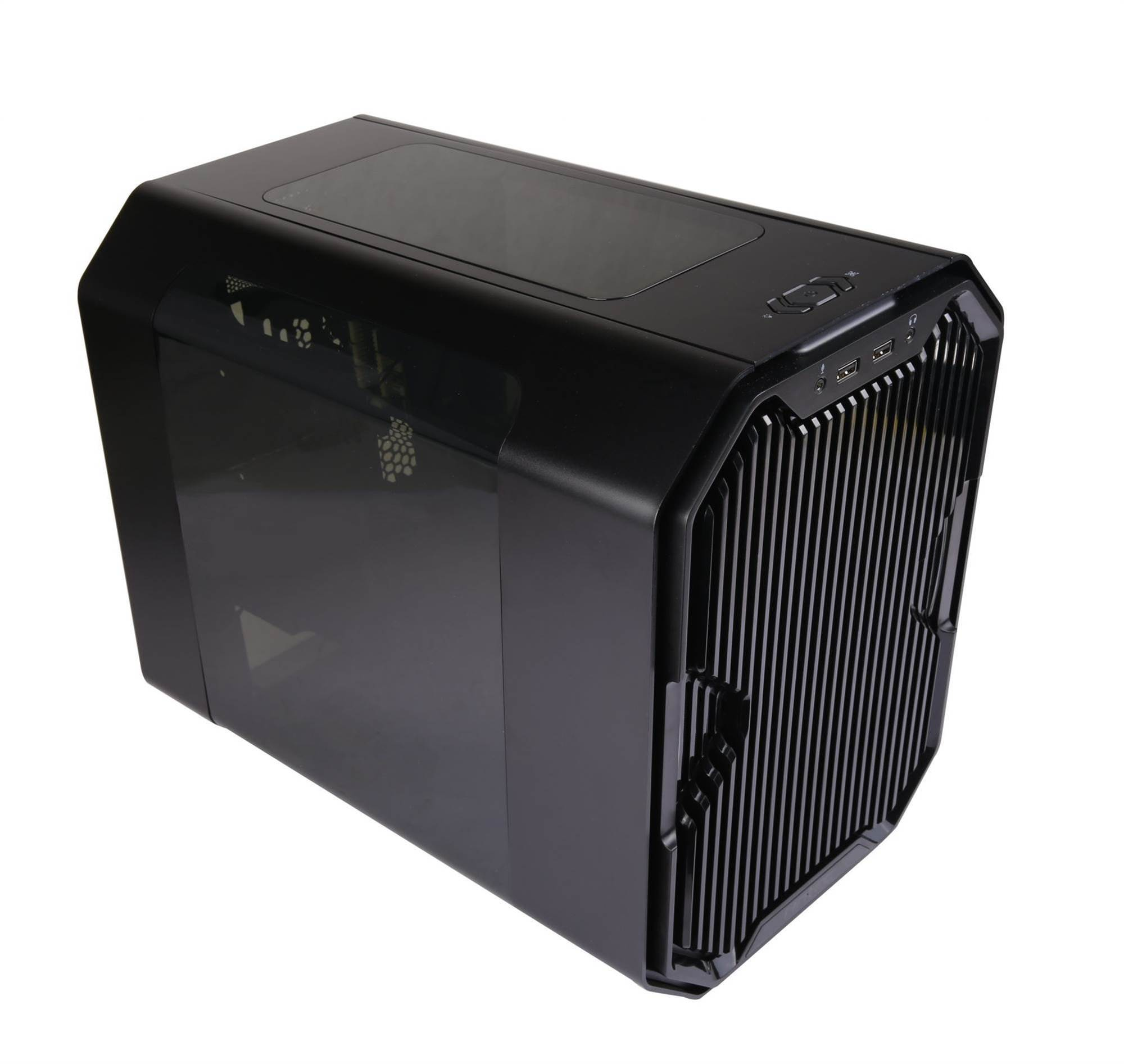 Antec and EK Water Blocks join forces for new Cube PC case