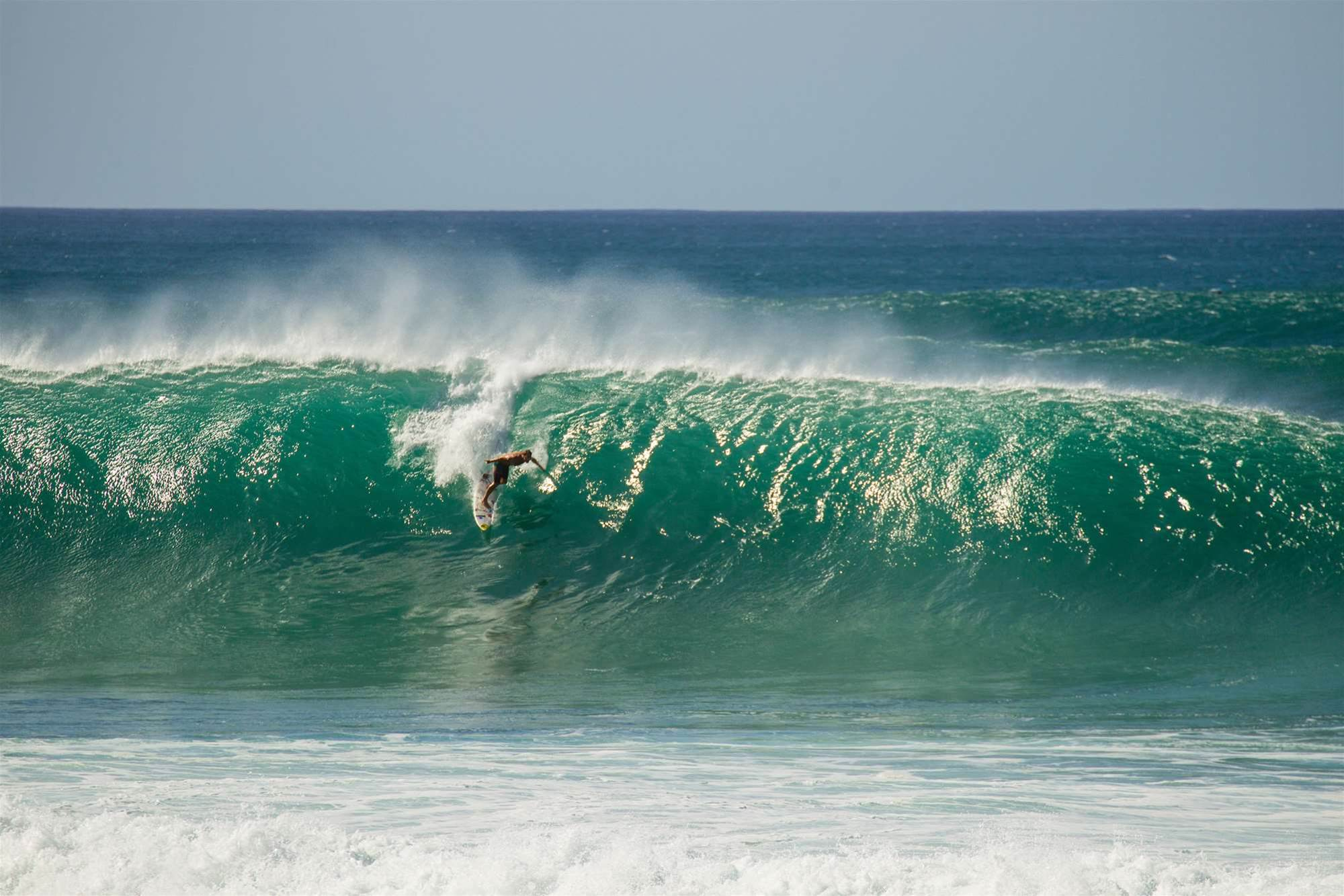 The Waves of the North Shore