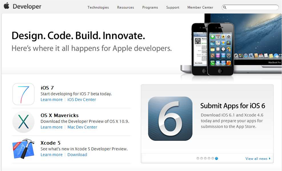 Apple developer website hacked