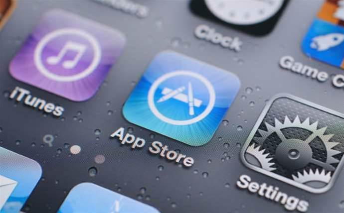 Apple removes apps over security concerns