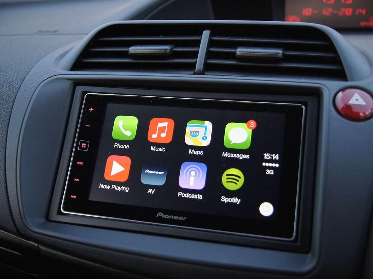 "Apple reportedly designing ""Titan"" electric minivan"