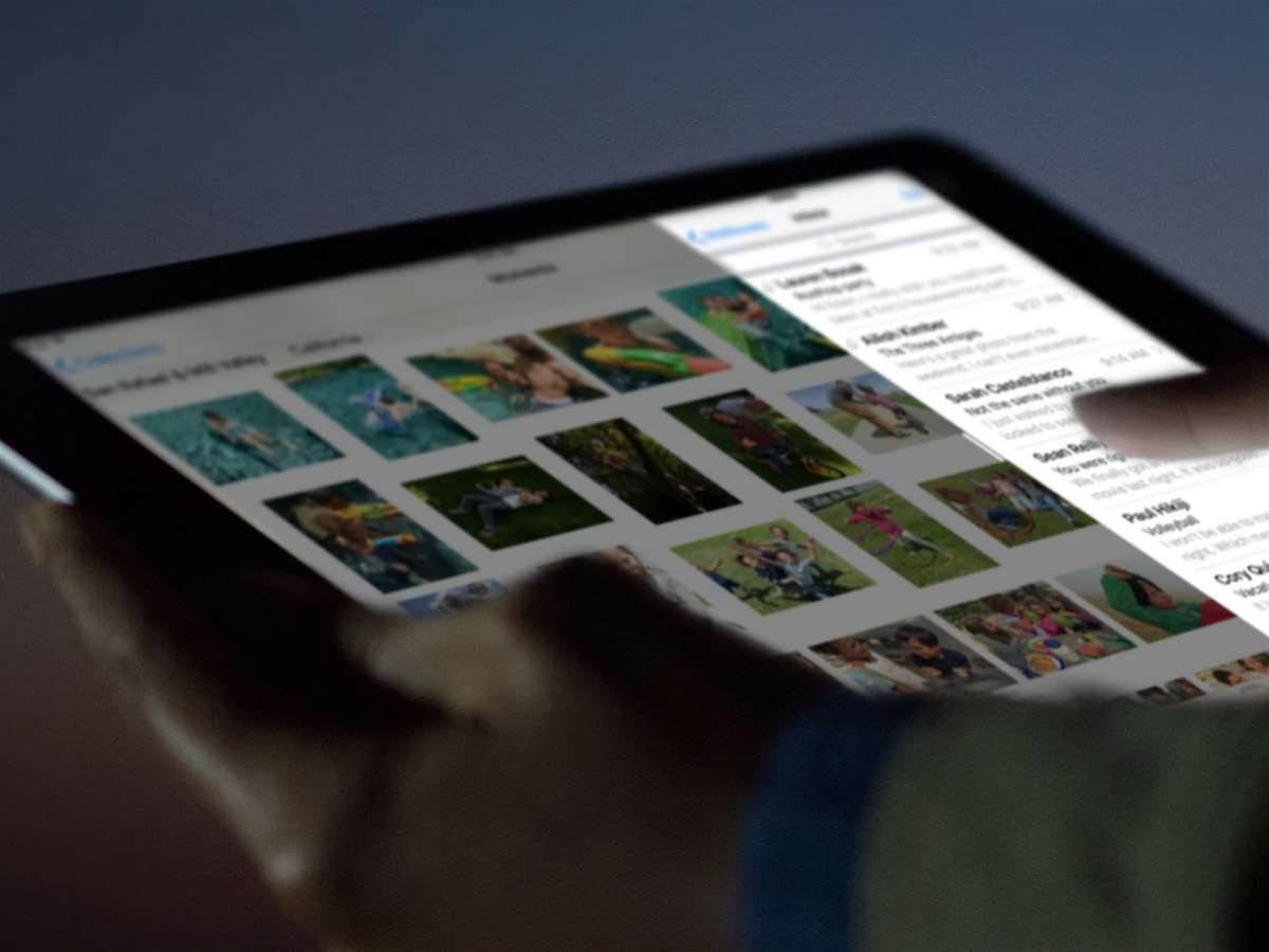 iOS 9.3 features viewing mode and multi-user classroom support