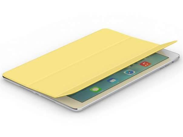 New iPad patent reveals a smarter Smart Cover