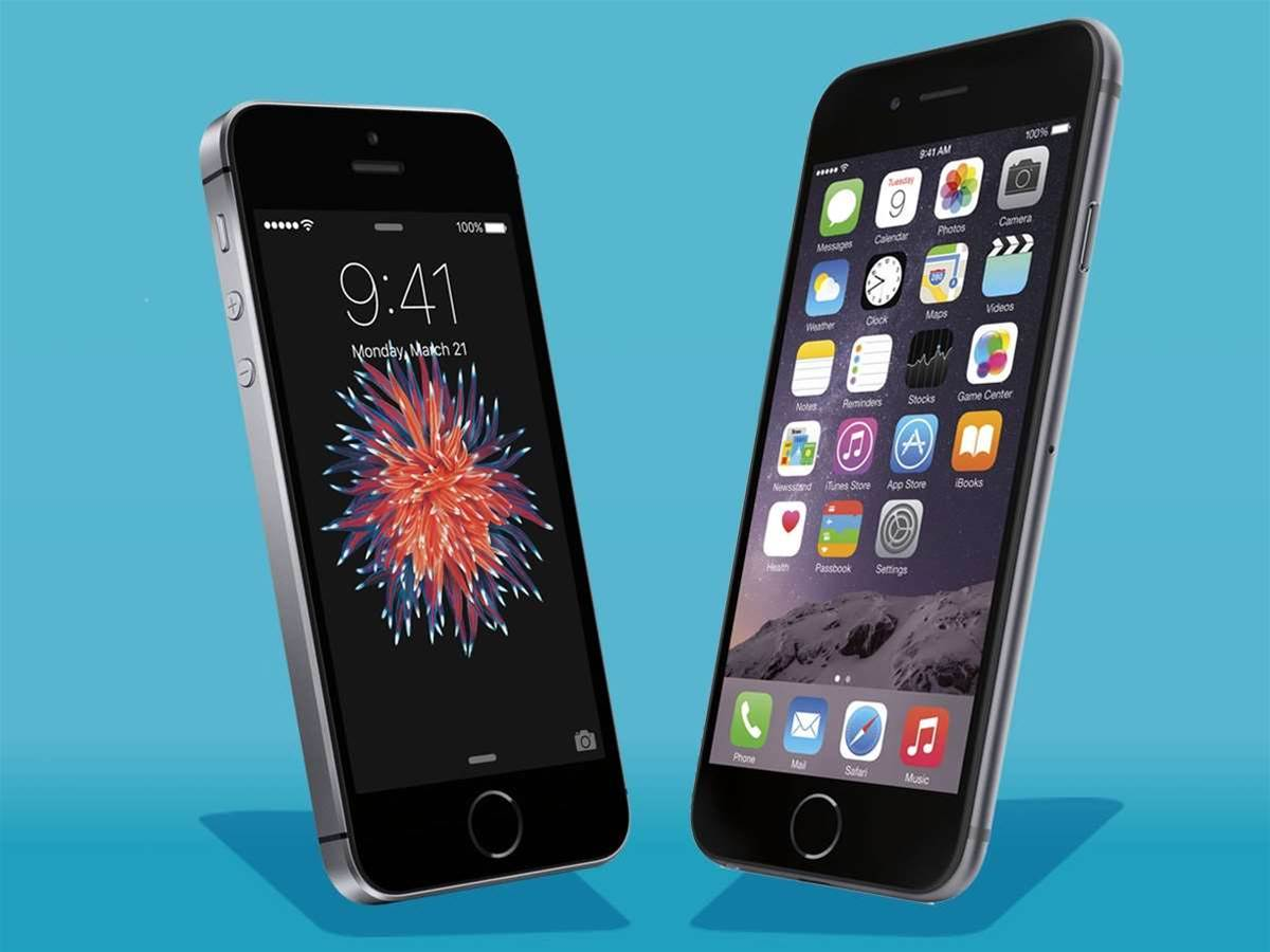 Should you downgrade from the iPhone 6 to the iPhone SE?