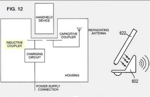 Apple studies iPhone, iPad wireless charging