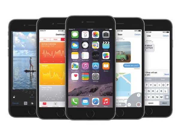 iOS 8 launches on 17 September for iPhone 4S and iPad 2 or newer