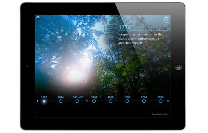 Apple makes textbooks interactive with iBooks 2
