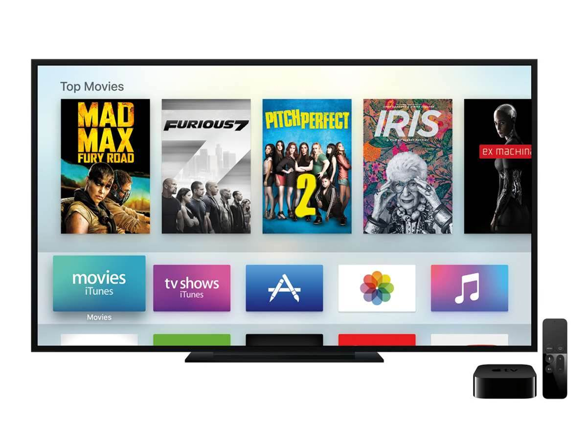New Apple TV release slips into November