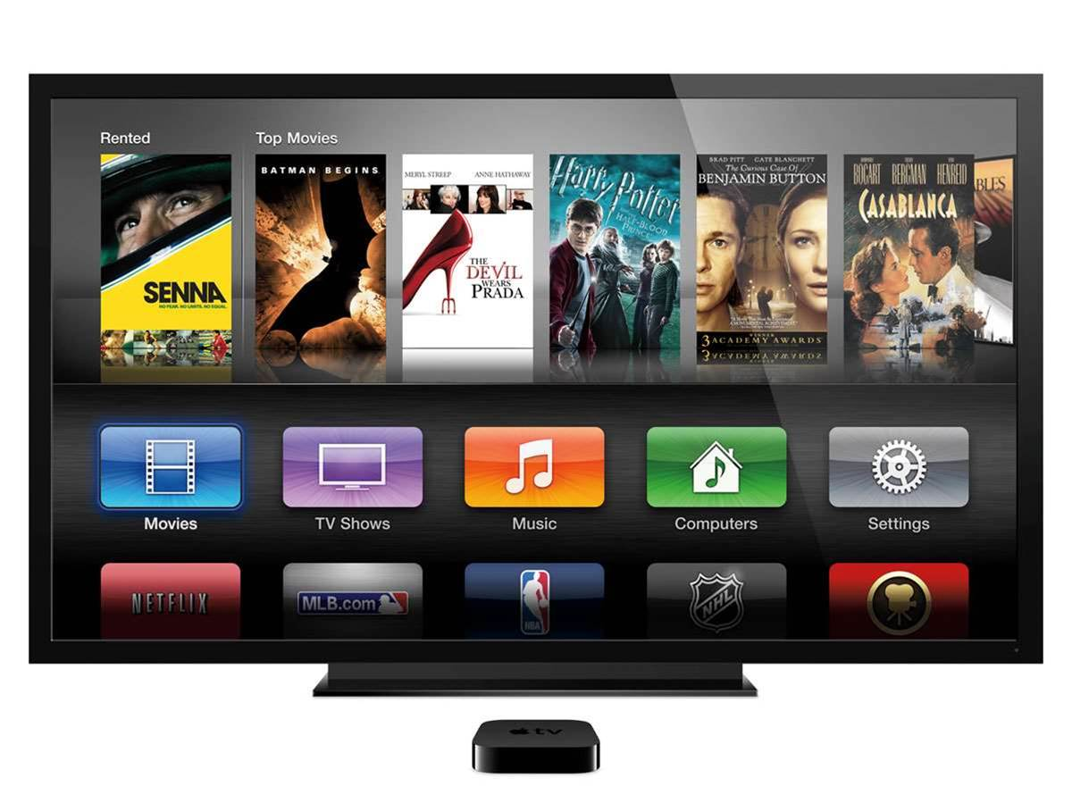 Apple reportedly working on web TV service