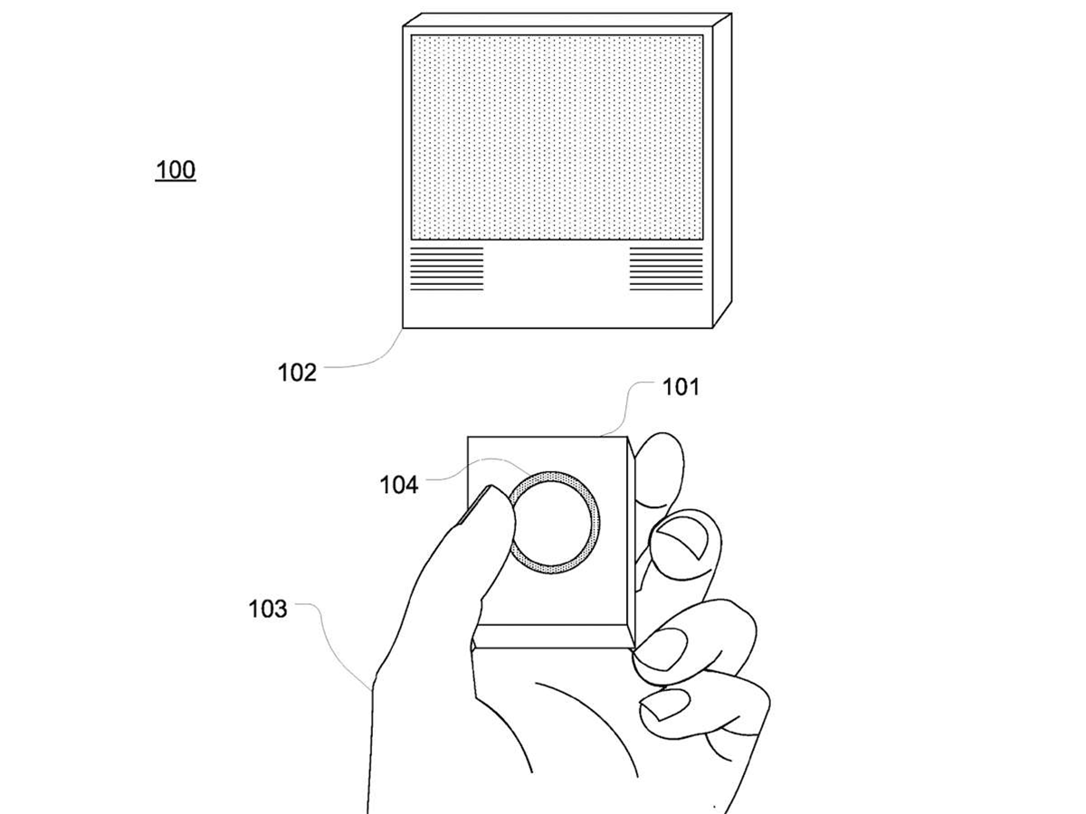 Apple TV's next remote might have a Touch ID sensor