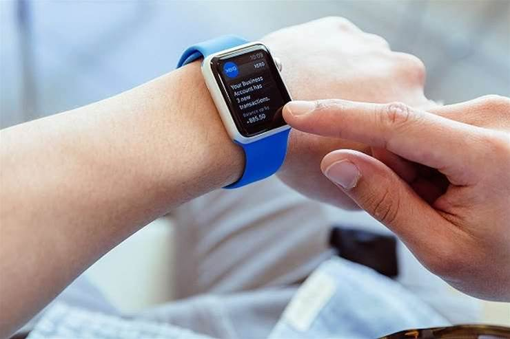 Xero sends bank transactions to your wrist with Apple Watch app