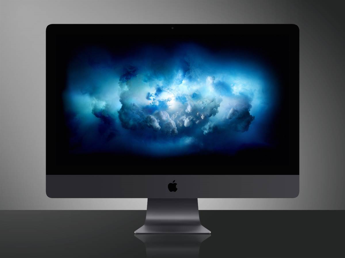 The iMac Pro is Apple's most powerful computer ever