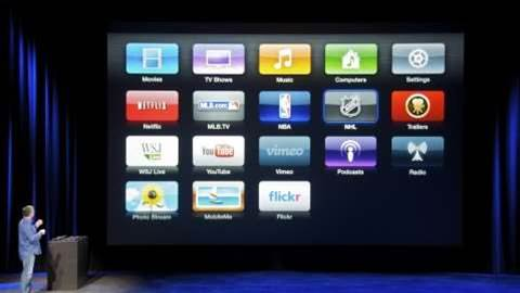 Apple TV isn't just about TV