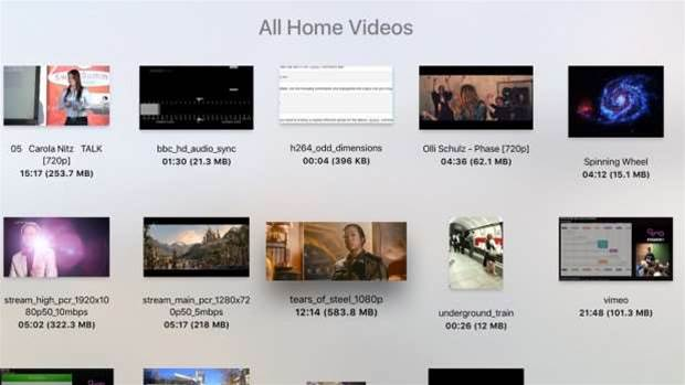VLC video player comes to Apple TV