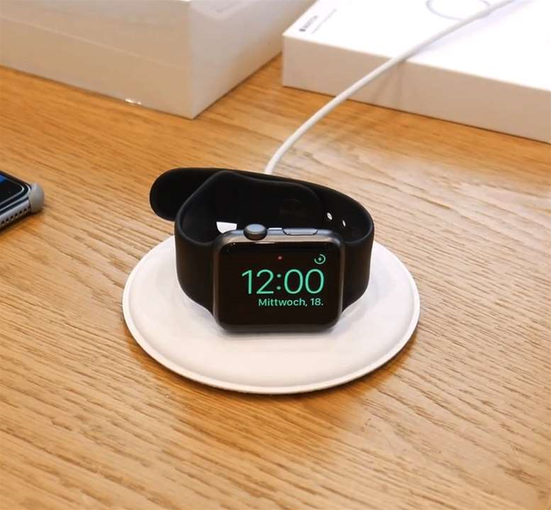 You Can Now Charge Your Apple Watch On A Fancy Magnetic Dock
