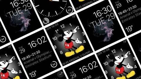How to: Change the faces on an Apple Watch