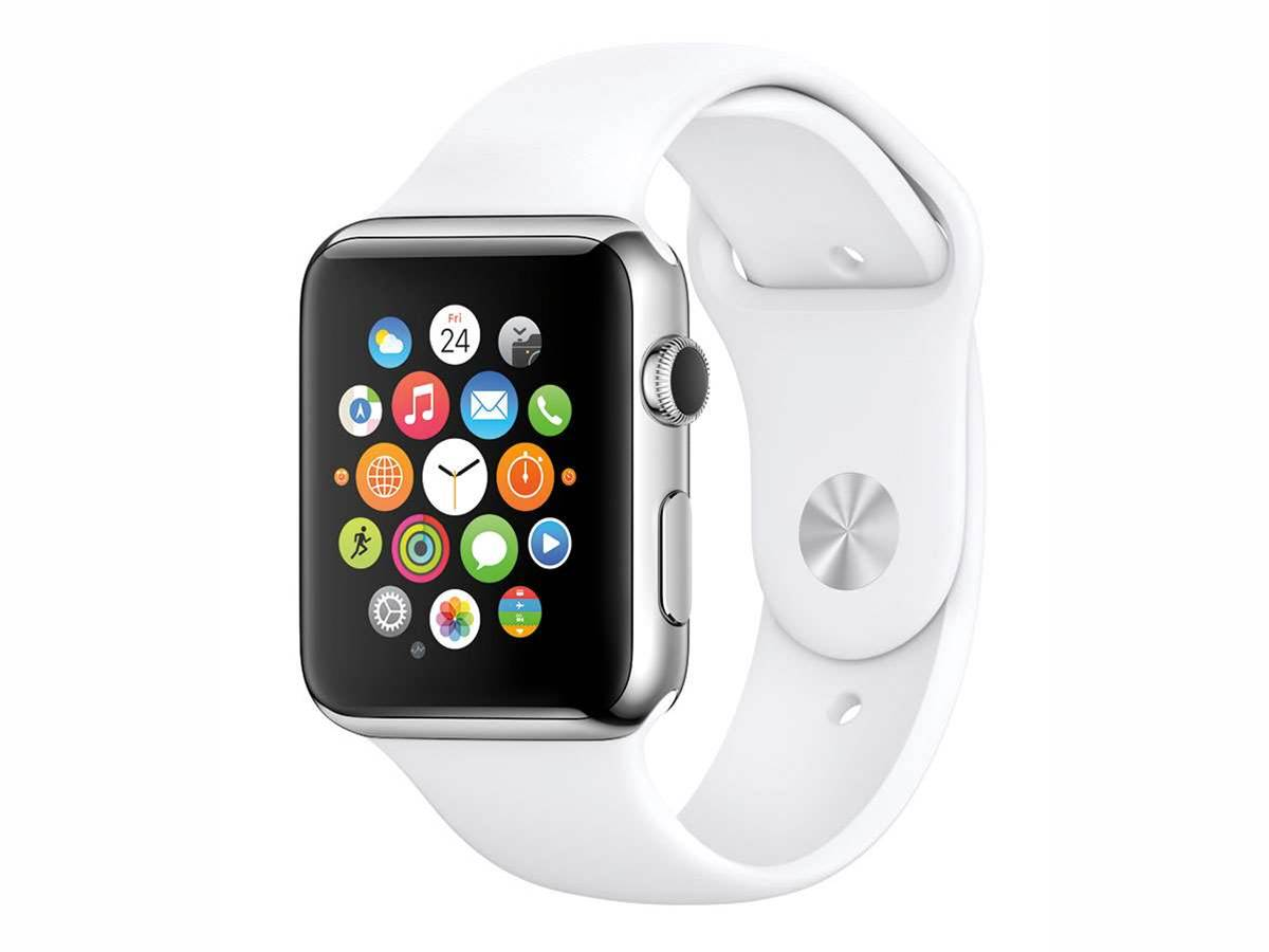 Apple Watch will have 8GB of storage, 2GB of which is for music