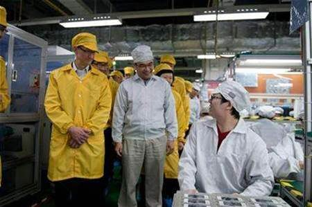 Apple, Foxconn to revamp China work conditions