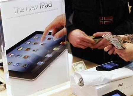 Apple finally shares $92.3 billion cache