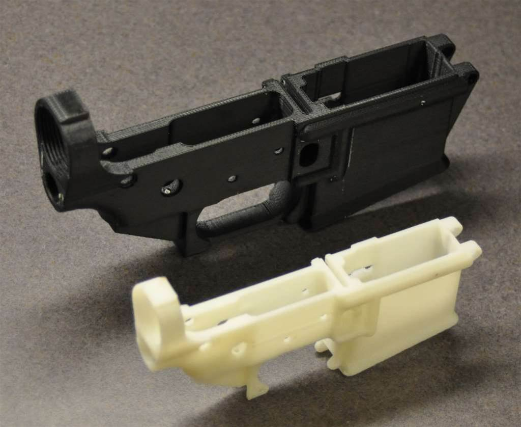 3D Printing - The Future of Unlicensed Weapons?