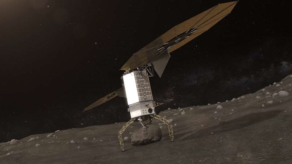 NASA Aims To Capture And Bring Back An Asteroid Boulder By 2025
