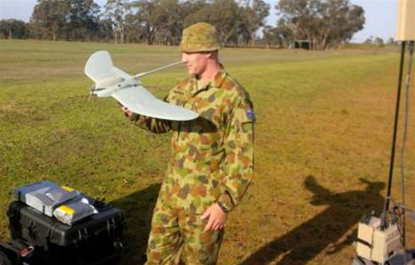 Australian Army tests out drones for surveillance