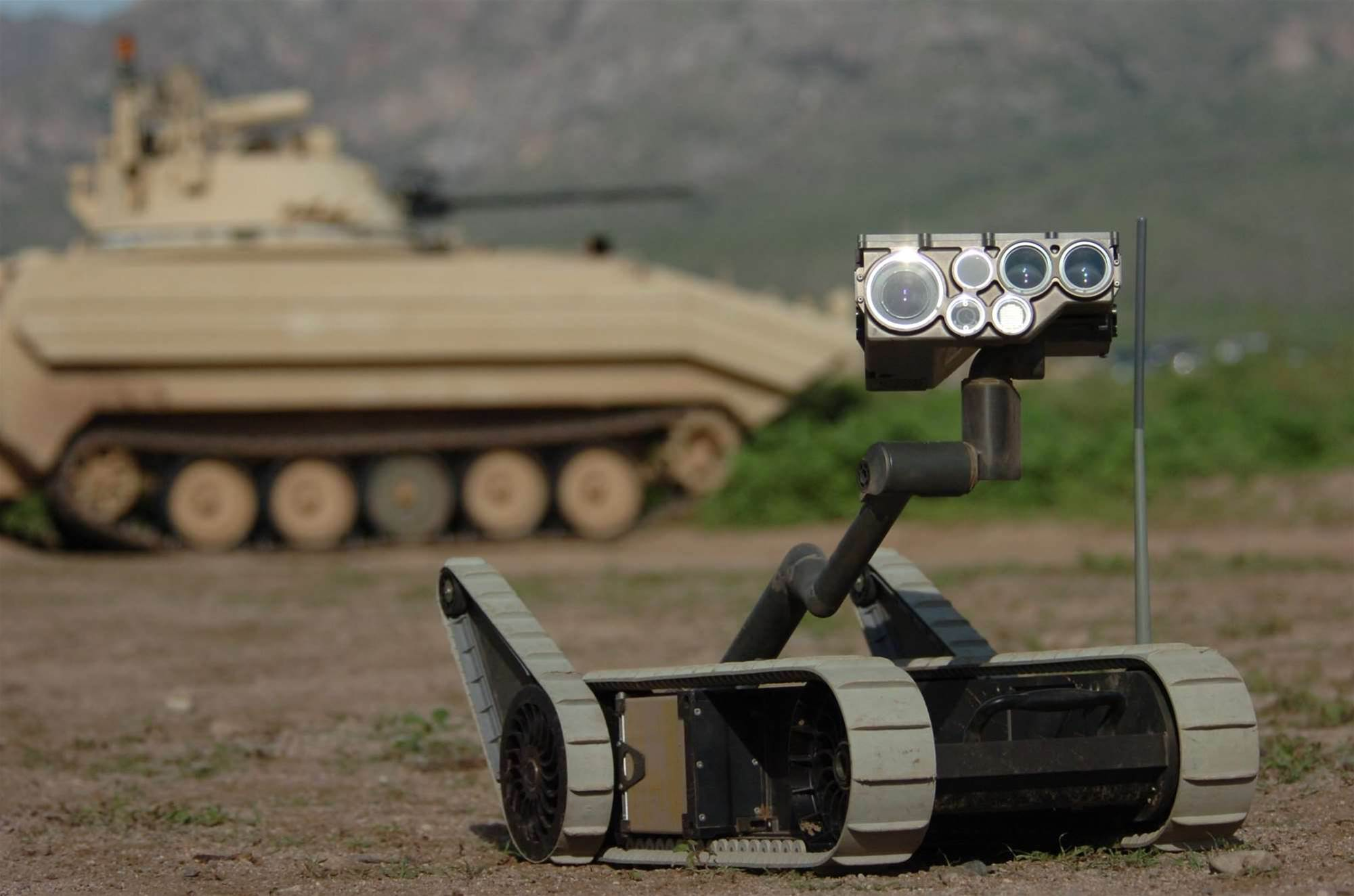The Army Wants To Enlist Robot Medics
