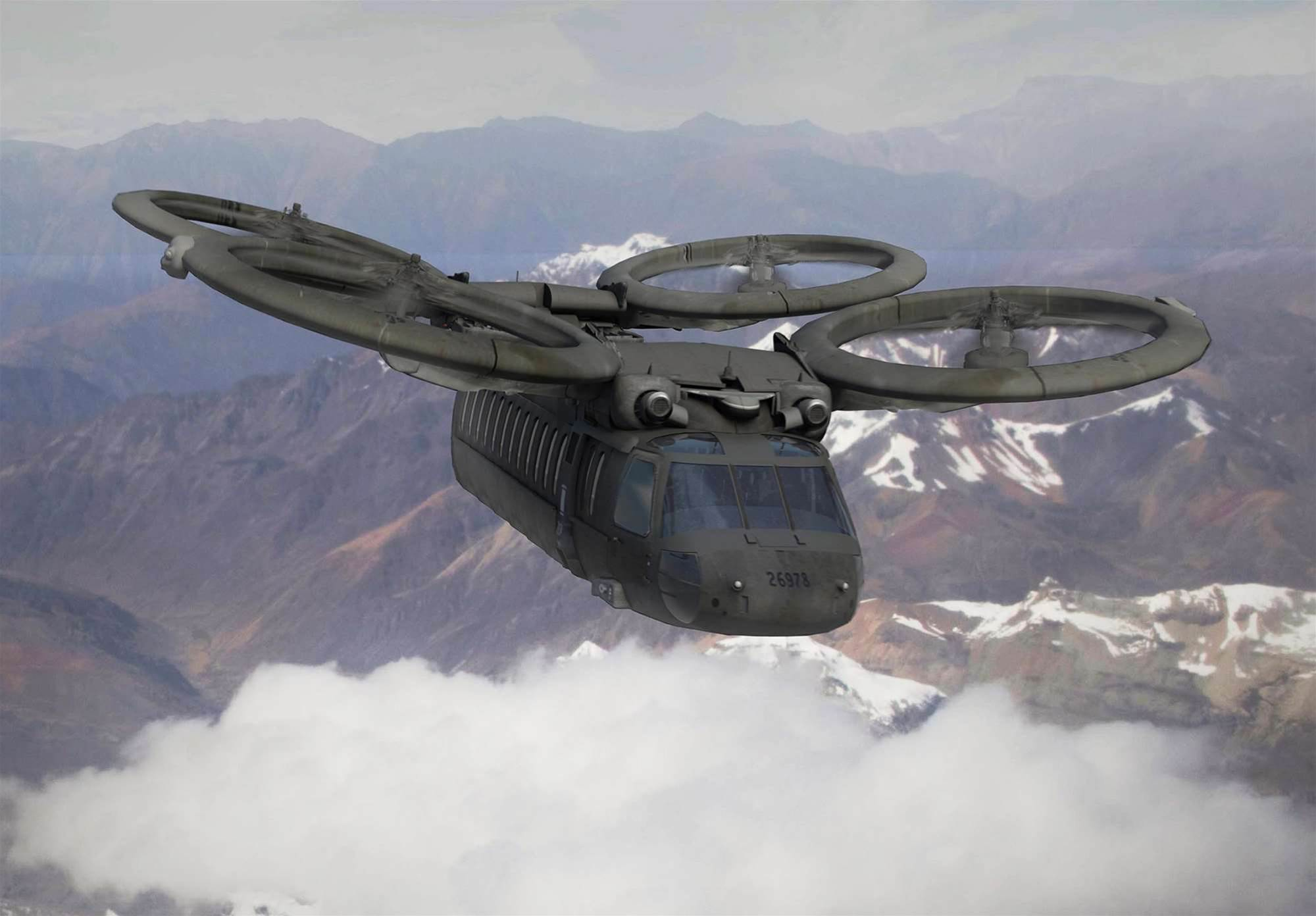 US Army Plans The War Helicopters Of Tomorrow