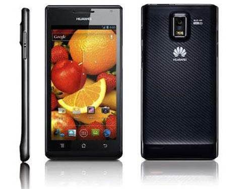 Huawei Ascend P1 lands in Oz after delay